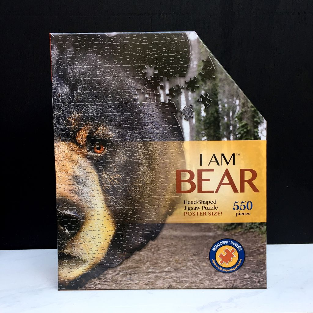 maddcappgames BEAR - Puzzle - 550 pieces