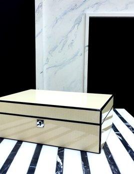 BECKER MINTY BECKER MINTY - Ivory Jewellery Box.