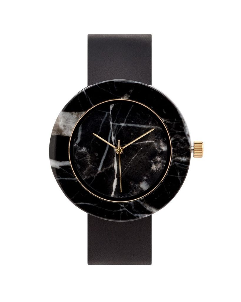 Analog Watch Co Analog Watch Co - Mason - Black Marble with Circular Body