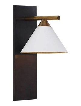 "Kelly Wearstler Kelly Wearstler - Cleo Sconce - Height: 14"" Width: 7"""