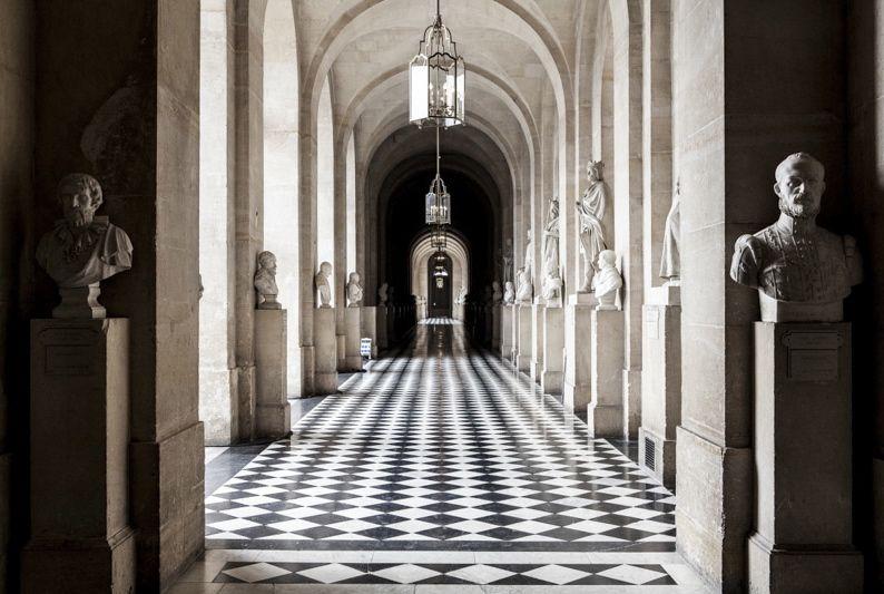 Felix Forest Photograph - (V3) Chateau de Versailles III, 2011