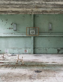 Felix Forest Photograph - Chernobyl - Pigment print on matte photo paper - Unframed 2015