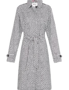 BECKER MINTY PAQME womens anywhere raincoat - Dalmation