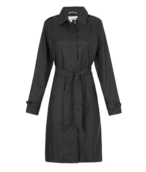 PAQME PAQME womens anywhere raincoat - Black