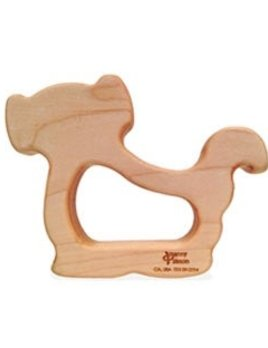 Manny & Simon Wooden Teether - various designs