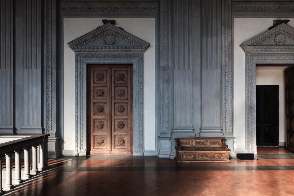 Felix Forest Photograph - (PP1) Palazzo Pitti I, 2015
