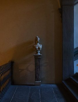 Felix Forest Photograph - (PP2) Palazzo Pitti II, 2015