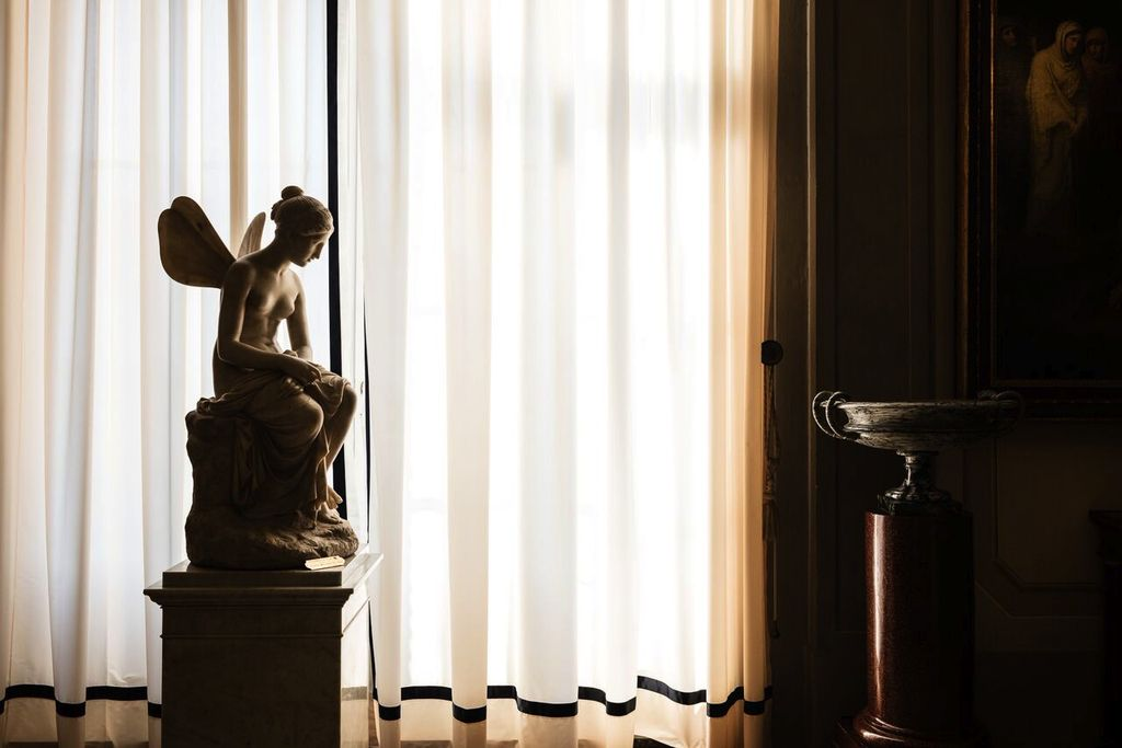 Felix Forest Photograph - (PP3) Palazzo Pitti III, 2015
