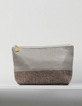 Christen Maxwell Christen Maxwell - Lustre Mini Cosmetic Zippy Bag