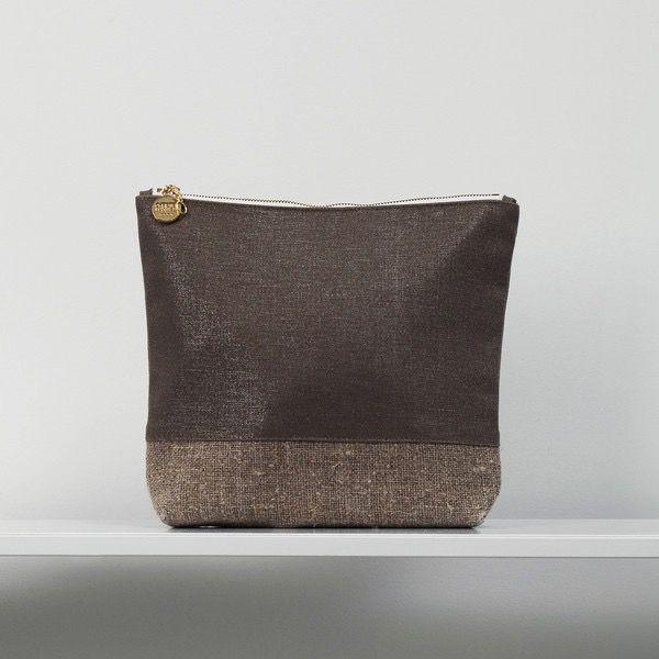 Christen Maxwell Christen Maxwell - Lustre Cosmetic Zippy Bag