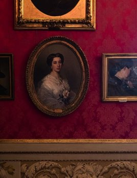 Felix Forest Photograph - (PPGP2) Palazzo Pitti Galleria Palatina II, 2015