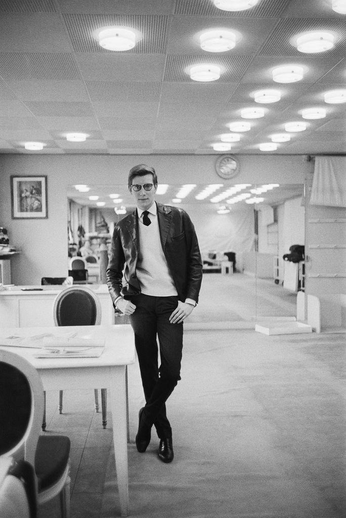 Mark Shaw Photography - YSL in Studio