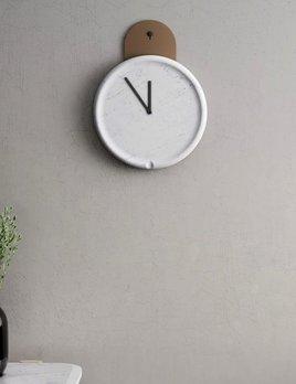 Retegui Marble Retegui Marble -  Tanko Wall Clock - Marble