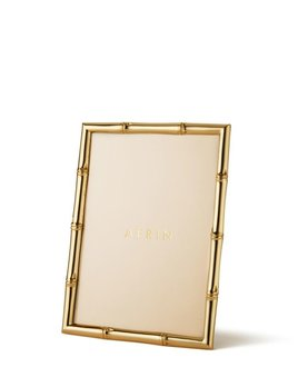 Aerin AERIN - Mayotte Bamboo Frame Frame 4x6""