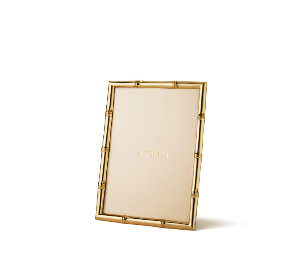 "Aerin AERIN - Mayotte Bamboo Frame Frame 4x6"""