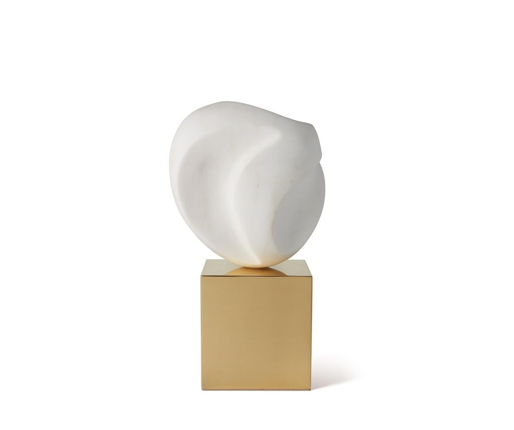 Aerin AERIN - Luc Object - Marble Sculpture