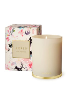 Aerin AERIN - Uzes Tuberose Candle with Brass Lid