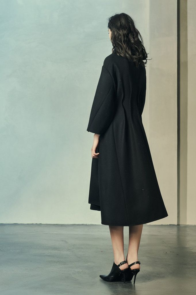 Gregory Gregory - Lev Coat - Made in New Zealand