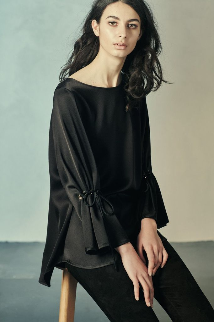 Gregory Gregory - Serge Top - Made in New Zealand