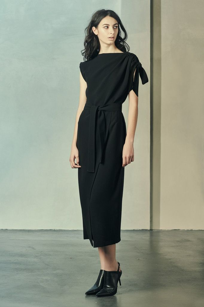 Gregory Gregory - Spectre Dress - Made in New Zealand