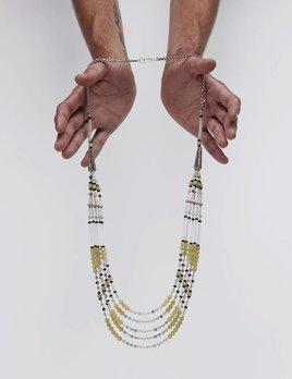 27 Bones Necklace - Deborah Jamieson
