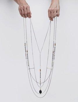 Network of Nerves Necklace - Deborah Jamieson