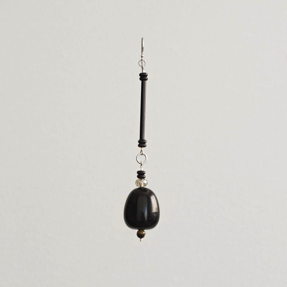 Onyx Earrings - Deborah Jamieson