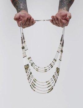 Long Flexors Necklace - Deborah Jamieson