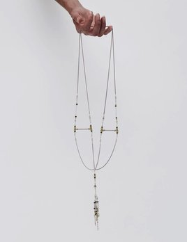 Between 2 Thumbs Necklace - Deborah Jamieson