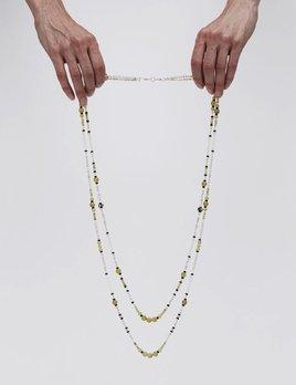 Grasping Organ Necklace -Deborah Jamieson