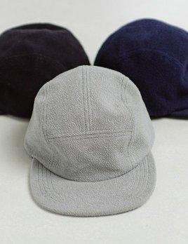 Les Basics LES BASICS - Le Peak Cap - 100% cotton - Designed in London, Made in Portugal