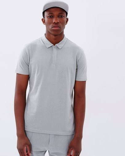 Les Basics LES BASICS - Le Polo - 100% cotton - Designed in London, Made in Portugal