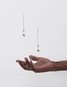 Pinky Finger Earrings - Deborah Jamieson