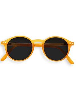 Until/See Concept IZIPIZI - #E Sun Junior - Sunglasses For Kids - Yellow