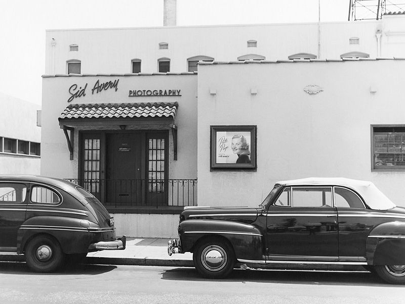 Avery's studio in Los Angeles (on Selma and Wilcox) 1946 -Sid Avery