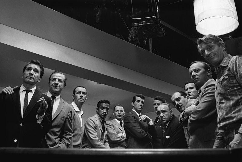 """""""Ocean's Eleven"""" Cast 1960 - Sid Avery"""
