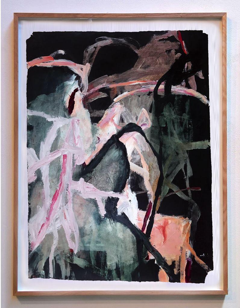 Shadows 11 - Antonia Mrljak - 120x93cm
