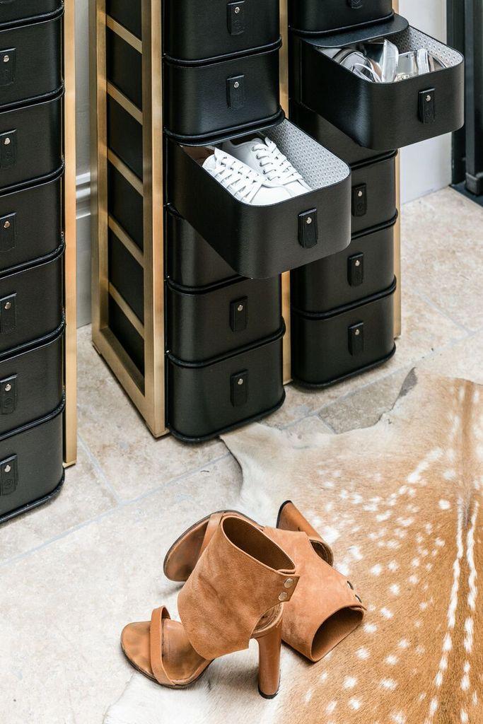 THE SHANGHAI LUXE (14-box stand) - Sagitine Wardrobe Storage