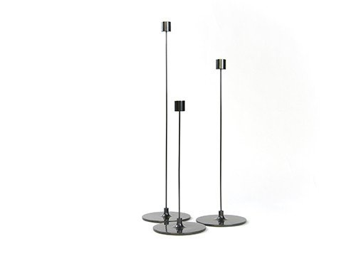 gentner Gentner Design - Pin Candle Sticks - Set of 3
