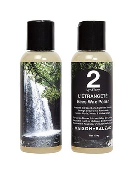 2 by lyn and tony L'ETRANGETE Scented Bee's Wax Polish by 2 by Lyn&Tony