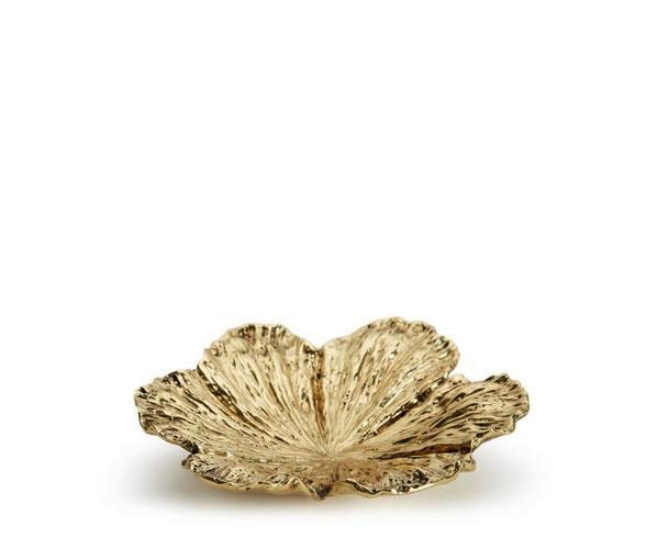 AERIN - Medium Sculpted Flower Dish