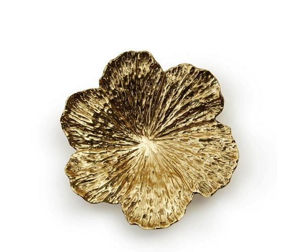 AERIN - Large Sculpted Flower Dish