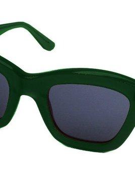 Nick Campbell Eyewear - Chloe Sunglasses - Emerald