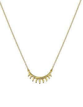 Wink Necklace by Luke Rose