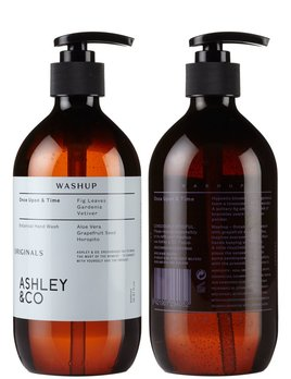 Ashley & Co Ashley & Co - Once Upon & Time Wash Up - Fig Leaves, Gardenia, Vetiver - 500ml - Made in New Zealand