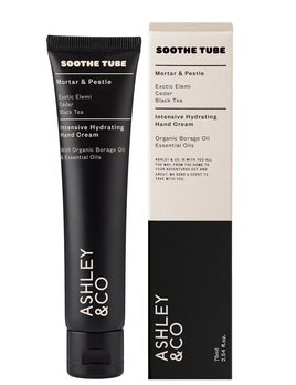 Ashley & Co Ashley & Co - Mortar & Pestle Gone Green Soothe Tube -  Exotic Elmi Cedar Black Tea - 75ml - Made in New Zealand