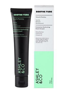 Ashley & Co Ashley & Co - Vine & Paisley Soothe Tube - Vanilla Balsam Sandalwood - 75ml - Made in New Zealand