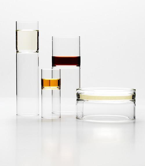 fferrone Fferrone Glassware - Revolution Carafe - H26cm