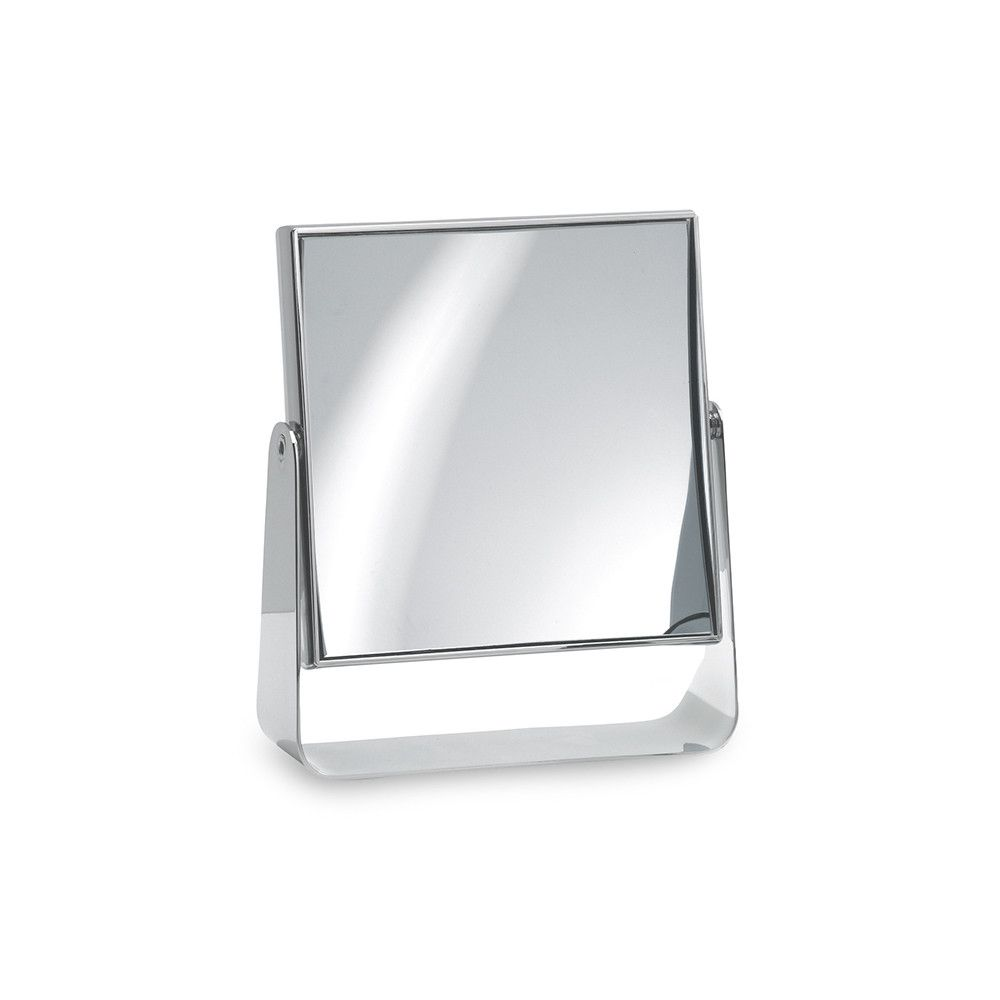 DW - Chrome Cosmetic Mirror - Swing - 7 x Magnification - Germany
