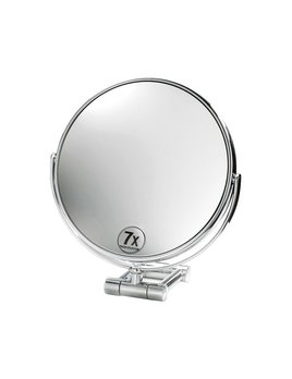 Decor Walther DW - Chrome Cosmetic Mirror -  5 x Magnification - Germany